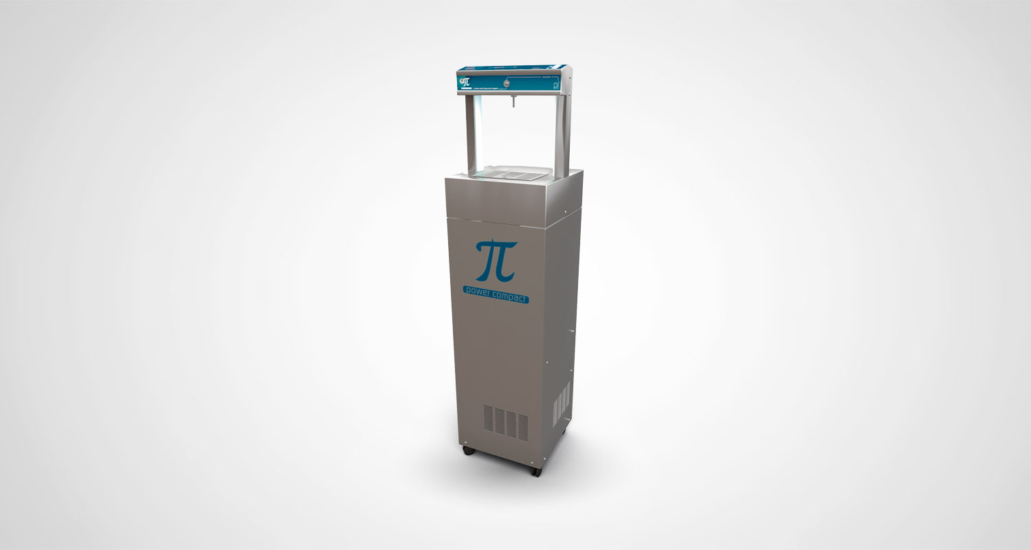 Pi Water dispenser